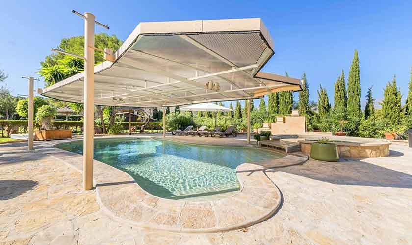 Pool und Finca Mallorca 6 Personen PM 3765