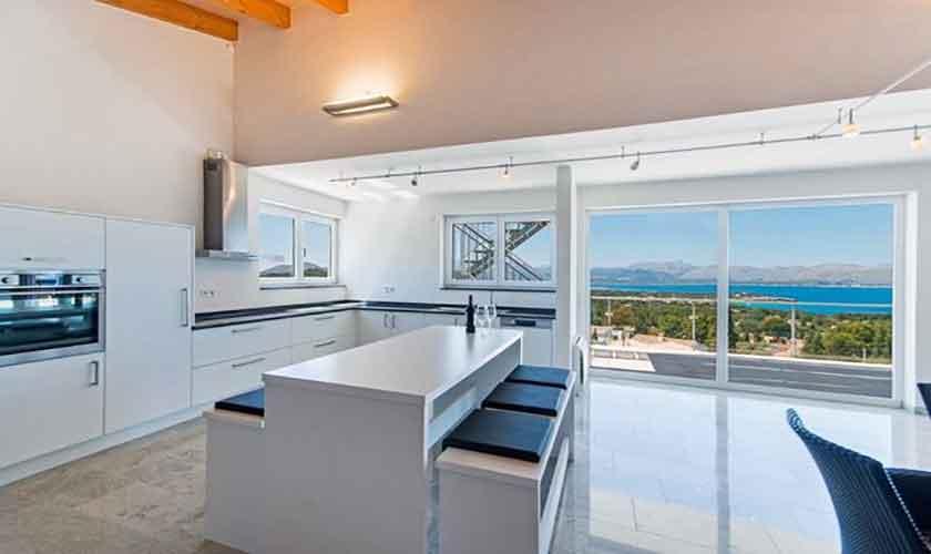 Küche Villa in Bonaire auf Mallorca PM 3801