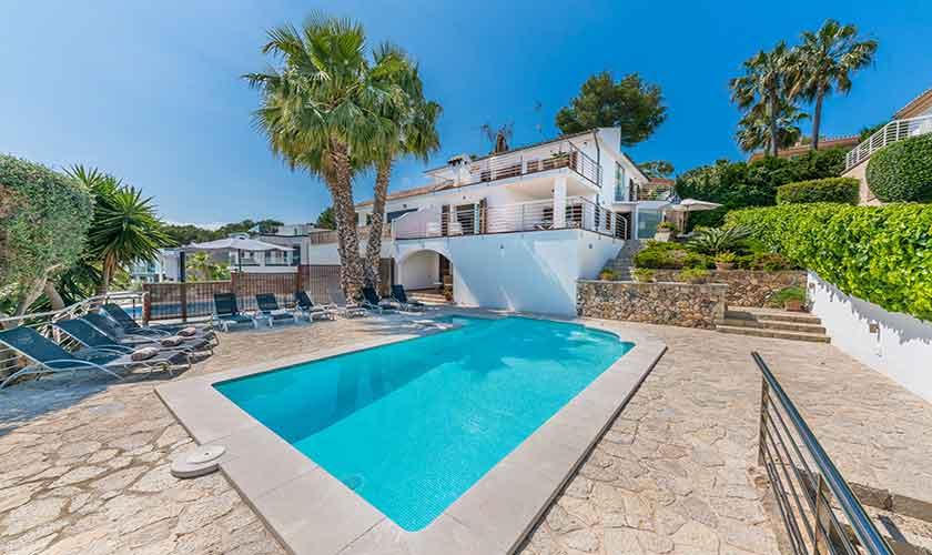 Pool und Ferienvilla Mallorca PM 3802