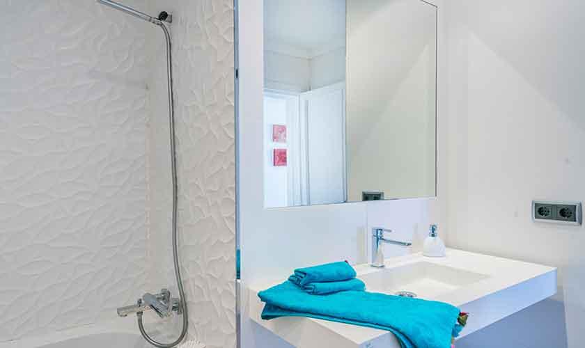 Badezimmer Ferienvilla Mallorca PM 3802