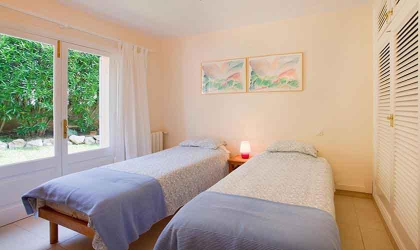 Schlafzimmer Ferienhaus Mallorca PM 3806