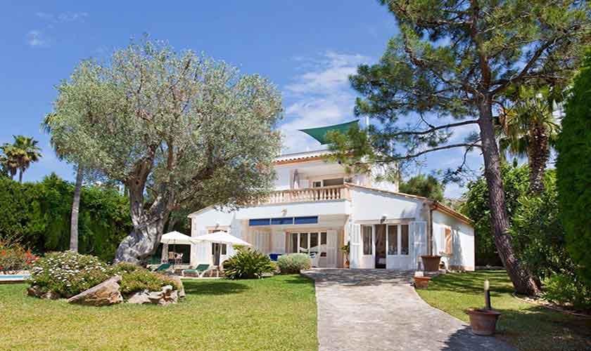 Garten und Ferienhaus Mallorca PM 3806