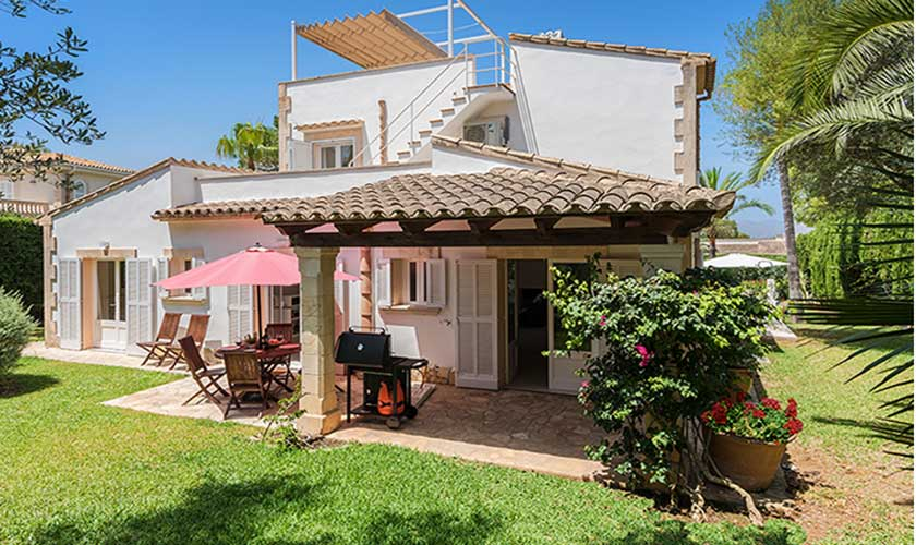 Garten und Ferienhaus Mallorca Bonaire PM 3806