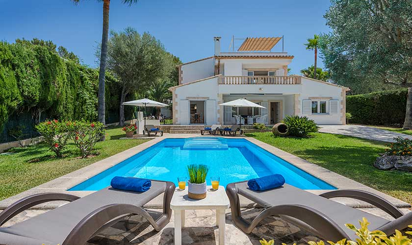 Pool und Ferienhaus Mallorca Bonaire PM 3806