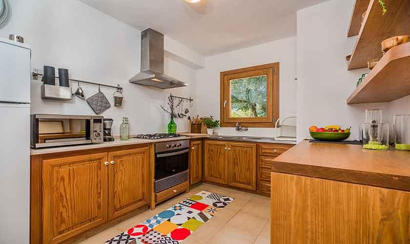 Küche Finca Mallorca Norden PM 3812