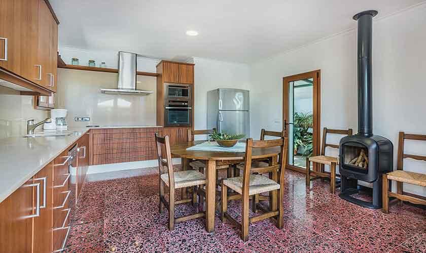 Küche Finca Mallorca PM 3814