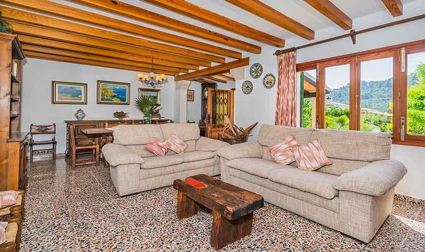 Wohnraum Finca Mallorca PM 3814