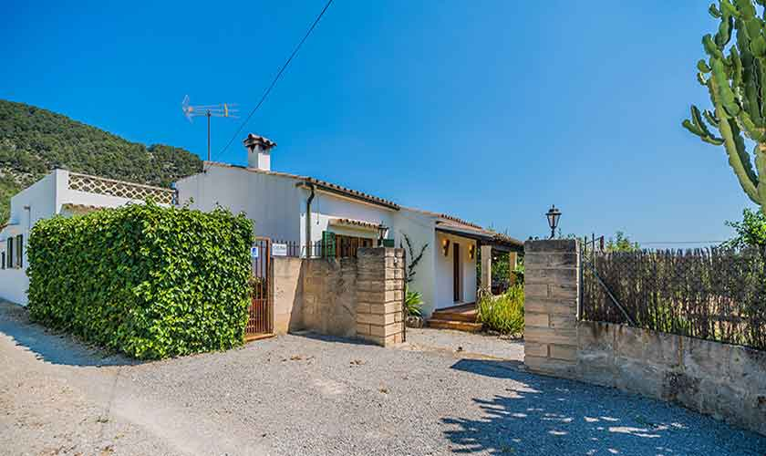 Blick auf die Finca Mallorca PM 3814