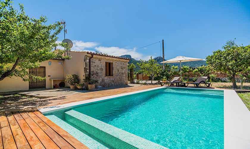 Pool Finca Mallorca PM 3815