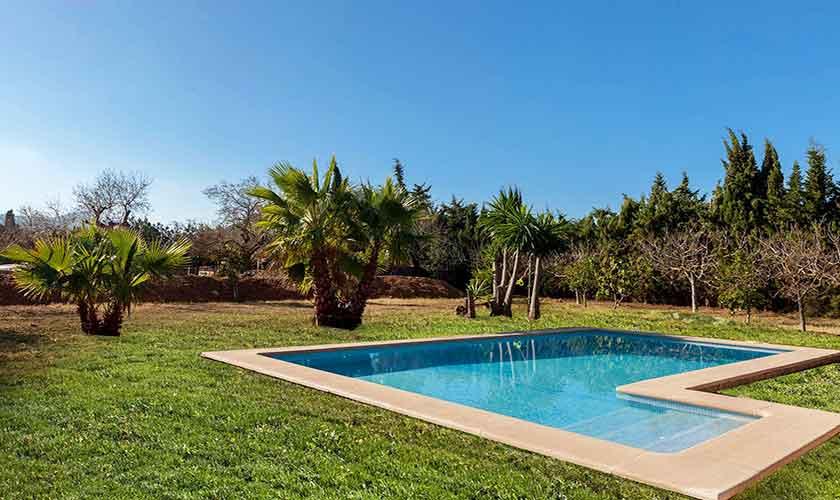 Mallorca Ficna PM 3815 Pool in Planung