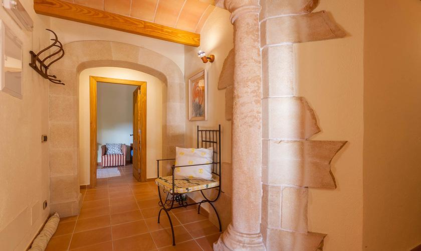 Badezimmer Finca Mallorca 6 Personen PM 3816