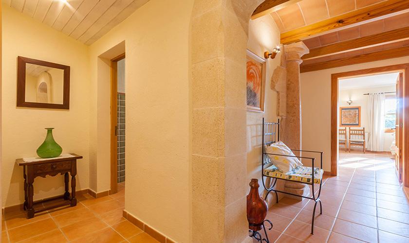 Wohnraum Finca Mallorca 6 Personen PM 3816