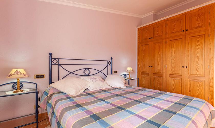 Schlafzimmer Finca Mallorca 6 Personen PM 3816
