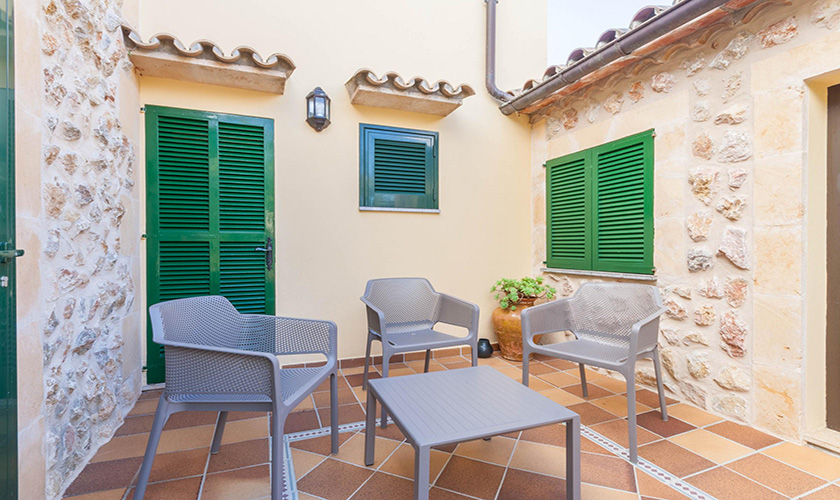 Terrasse Finca Mallorca 6 Personen PM 3816
