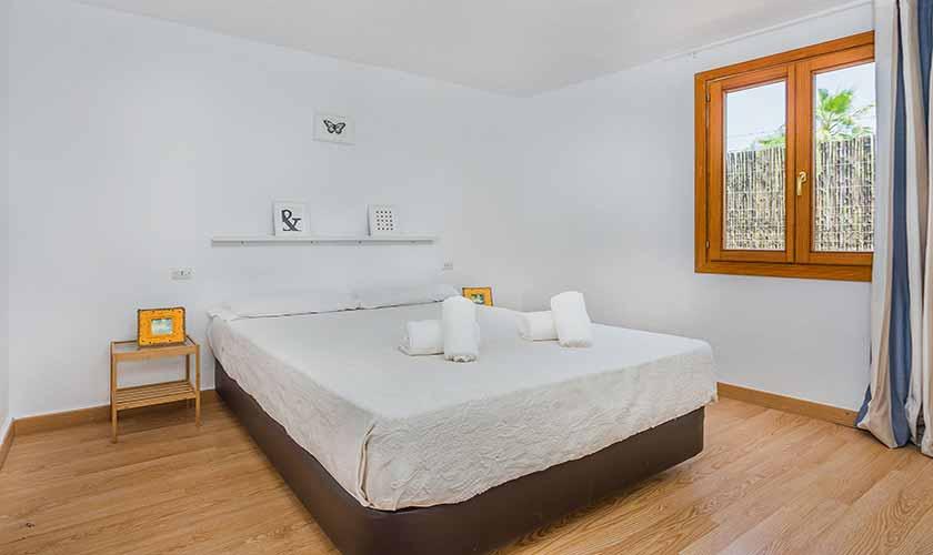 Schlafzimmer Finca Mallorca bei Pollensa PM 3818