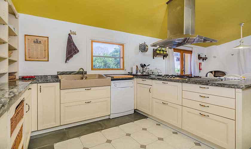 Küche Finca Mallorca Norden PM 3820