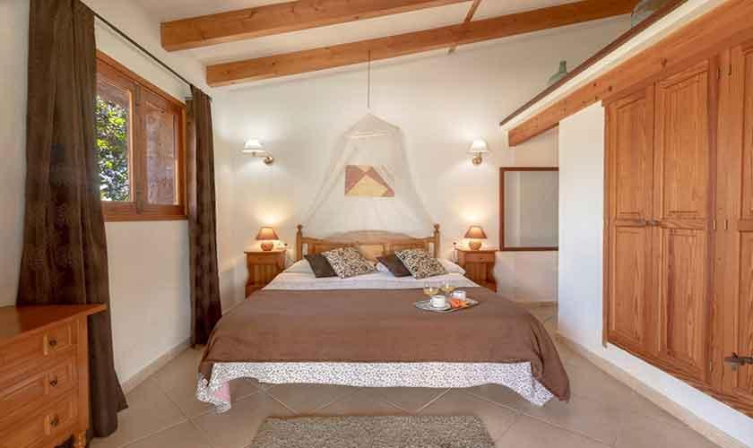 Schlafzimmer Finca Mallorca 6 Personen PM 3837