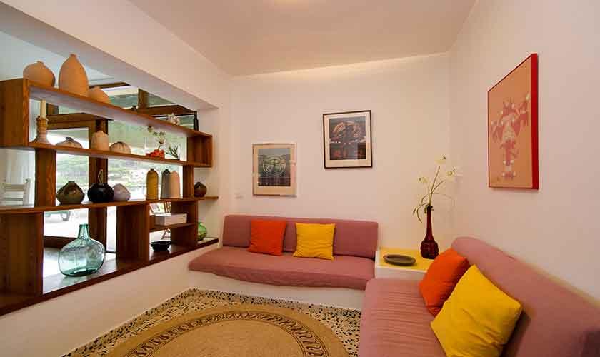 Sitzbereich Mallorca Ferienwohnung Strandnähe PM 3853