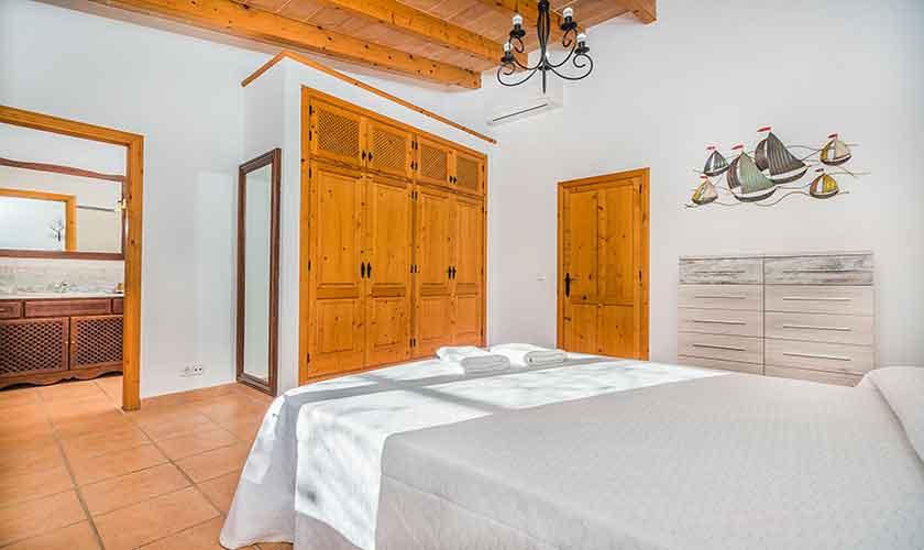 Doppelschlafzimmer Finca Mallorca PM 3858