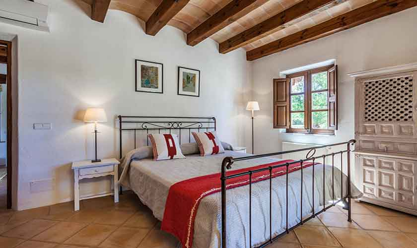 Schlafzimmer Finca Mallorca 6 Personen PM 3865