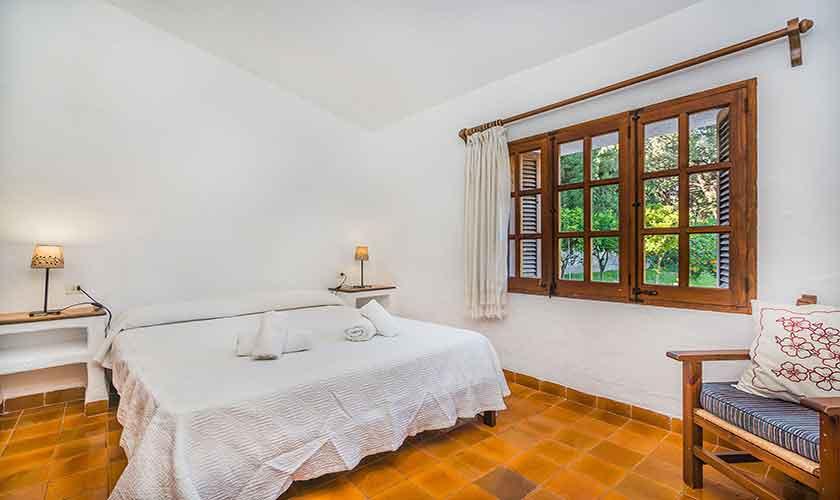 Doppelschlafzimmer Finca Mallorca Norden PM 3875
