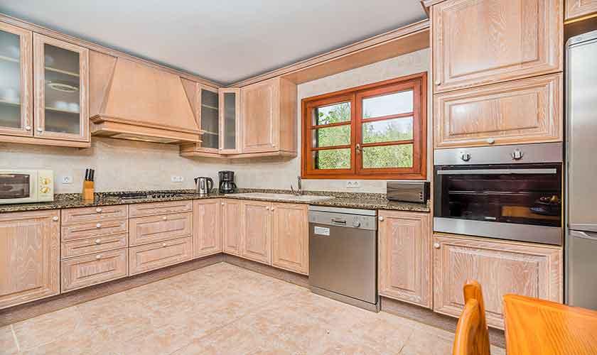 Küche Finca Mallorca 6 Personen PM 3876