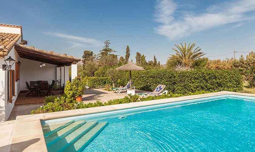 Pool und Finca Mallorca Norden PM 3878