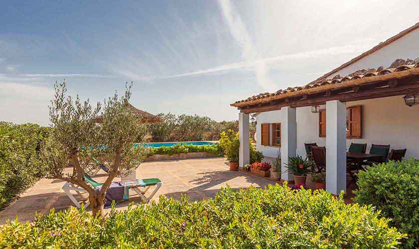 Garten und Finca Mallorca Norden PM 3878
