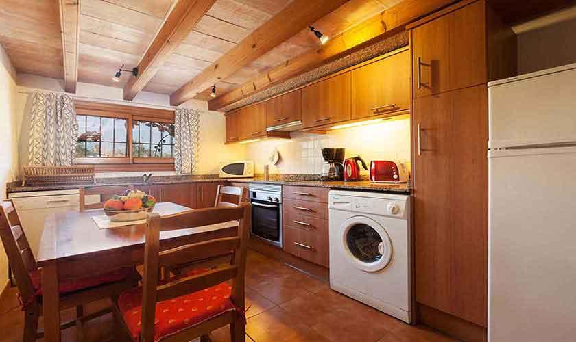 Küche Finca Mallorca Norden PM 3878