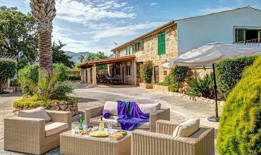 Loungemöbel Poolfinca Mallorca PM 3892
