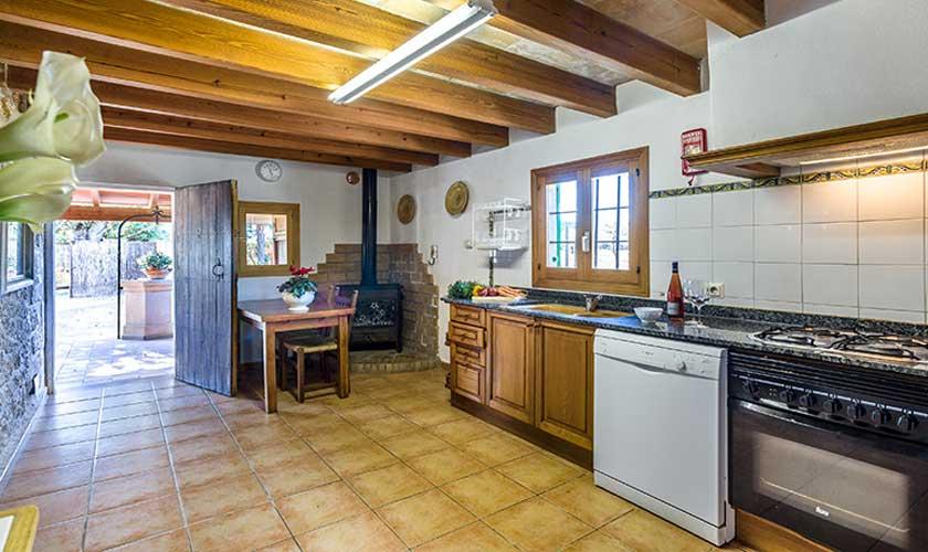 Küche Finca Mallorca PM 3892