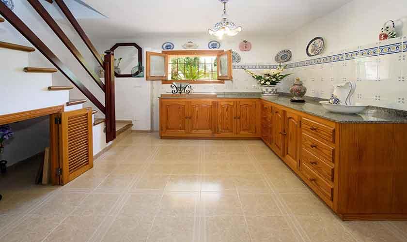 Küche Finca Mallorca PM 3893