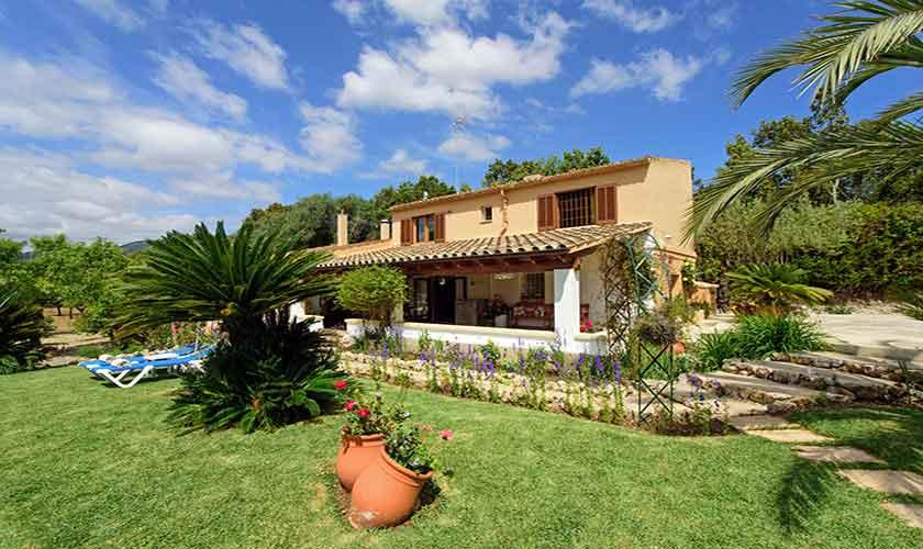 Garten und Rasen Finca Mallorca PM 3893