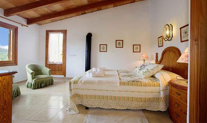 Schlafzimmer Finca Mallorca PM 3893
