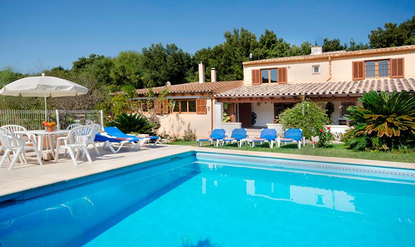 Pool und Finca Mallorca PM 3893