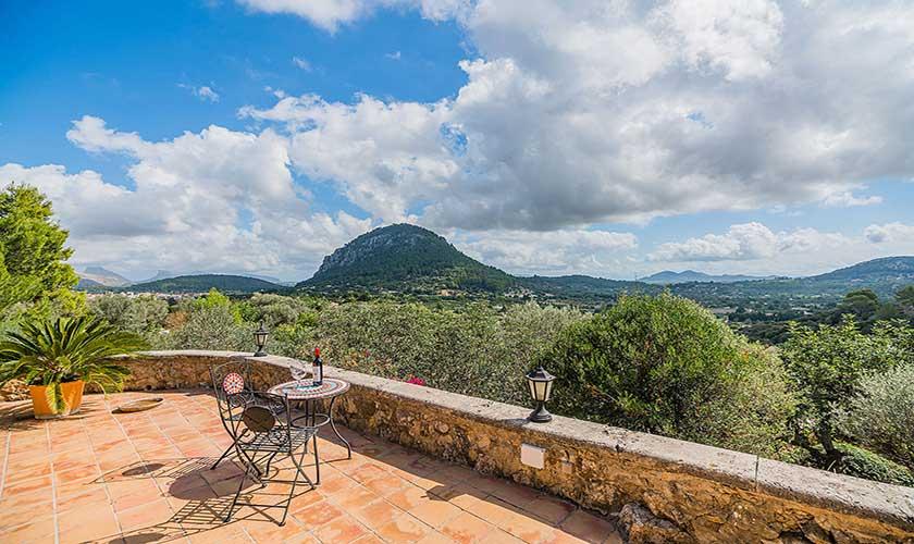 Ausblick Finca Mallorca PM 3910