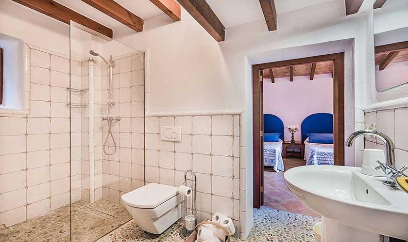 Badezimmer Finca Mallorca PM 3910
