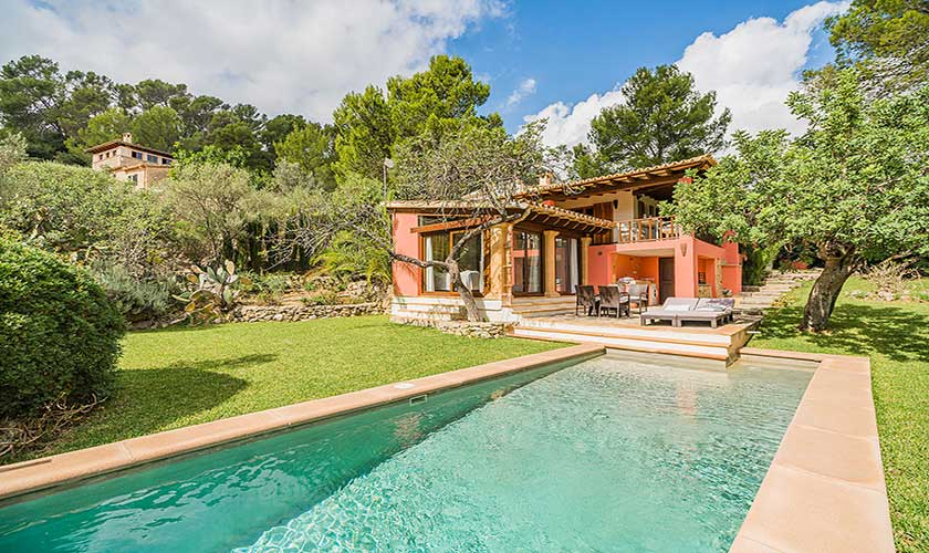 Pool und Finca Mallorca PM 3911