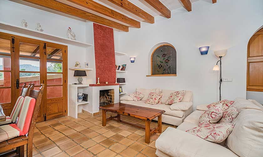 Wohnraum Finca Mallorca PM 3911