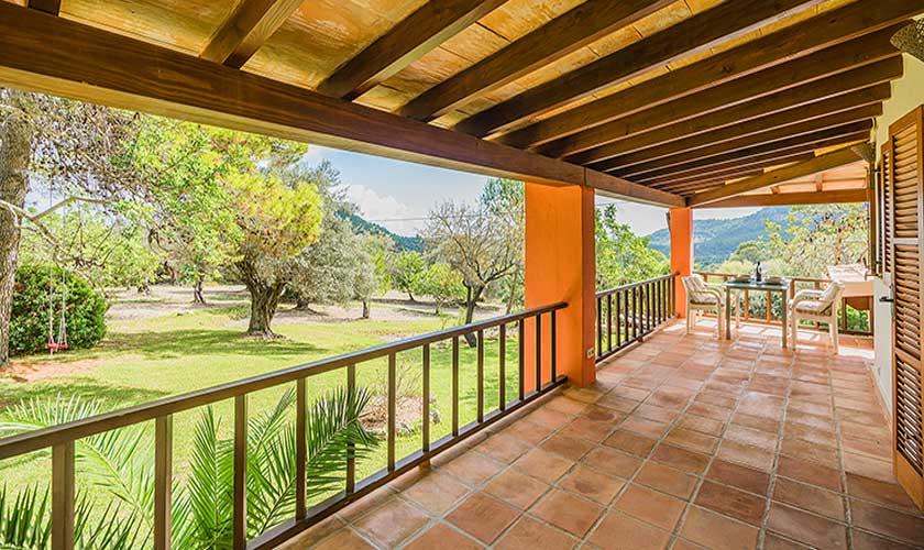 Terrasse Finca Mallorca PM 3911