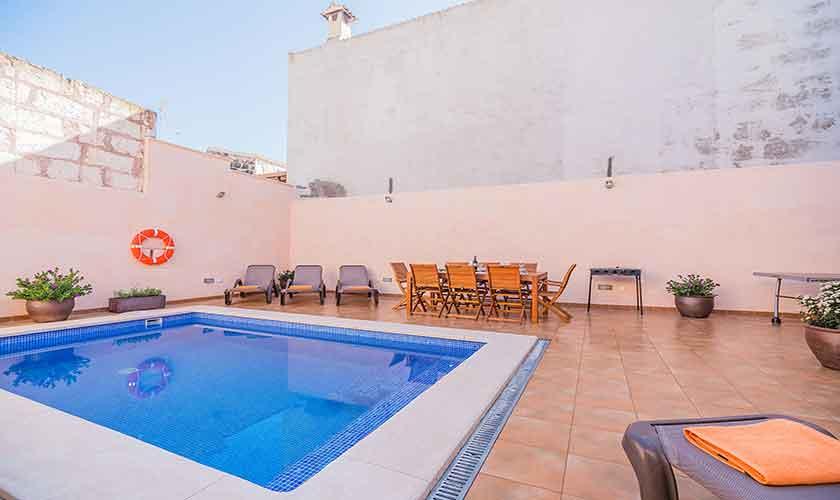 Pool und Ferienhaus Mallorca PM 3924