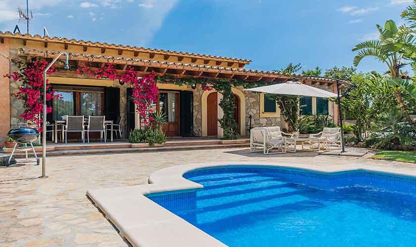 Pool und Finca Mallorca für 6 Personen PM 3925
