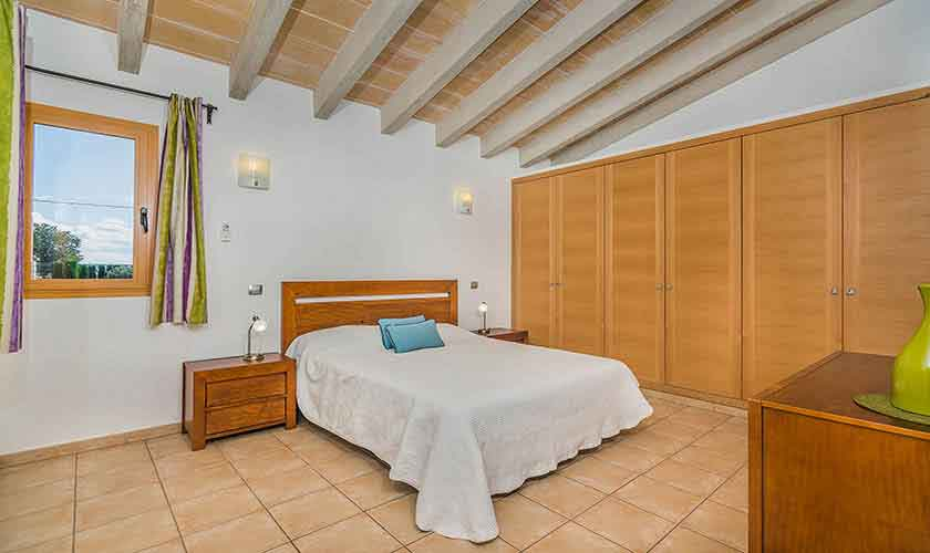 Schlafzimmer Finca Mallorca Norden PM 3926
