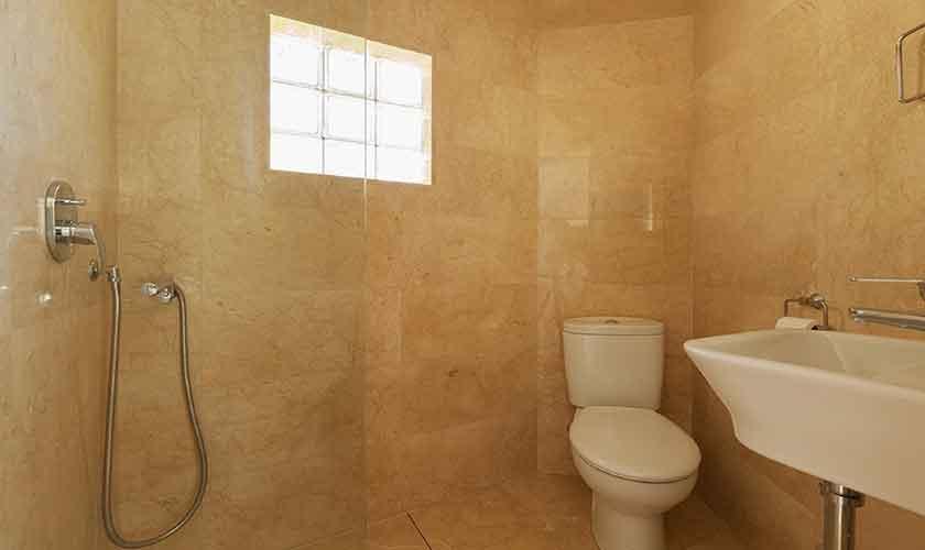 Badezimmer separates Schlafzimmer Finca PM 3991