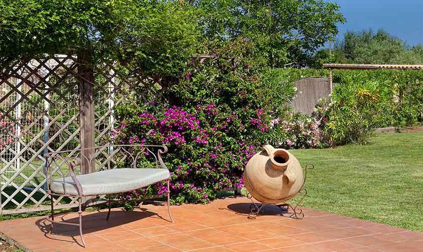 Garten Finca Mallorca Norden PM 3991