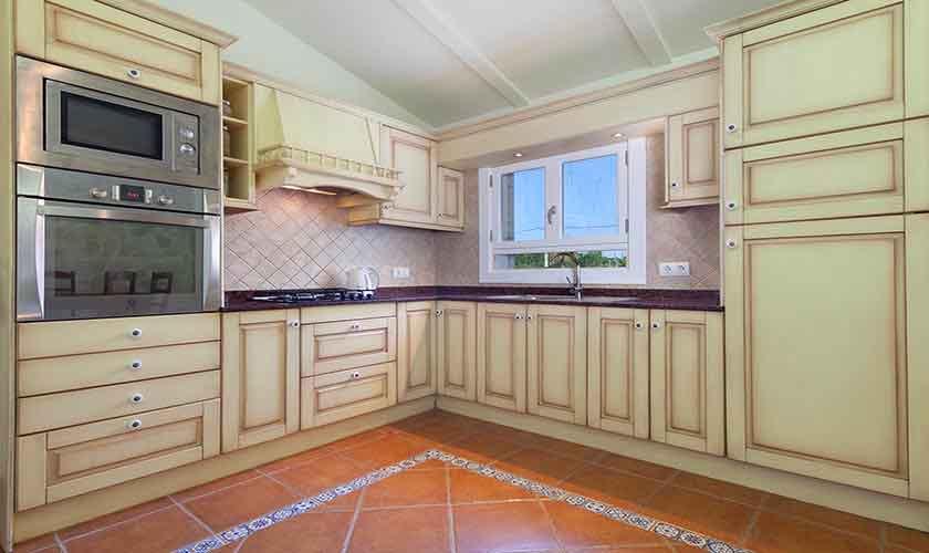 Küche Finca Mallorca Norden PM 3991