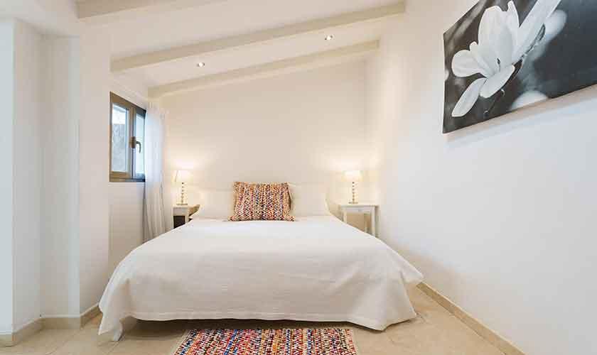Schlafzimmer Casita Finca Mallorca Norden PM 3991