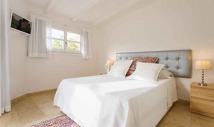 Schlafzimmer separat Finca Mallorca Norden PM 3991