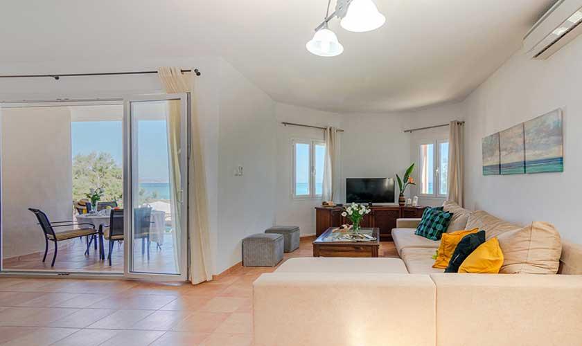 Wohnraum Ferienhaus Mallorca PM 430