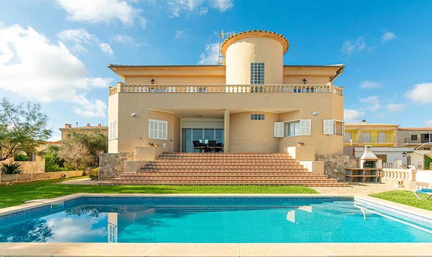 Pool und Ferienhaus Mallorca PM 430